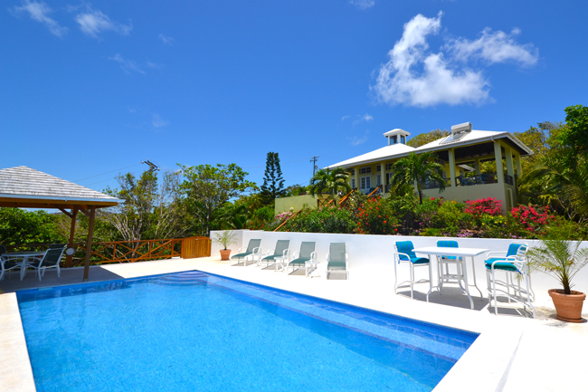 Windsong Villa Bequia St Vincent The Grenadines Image Gallery